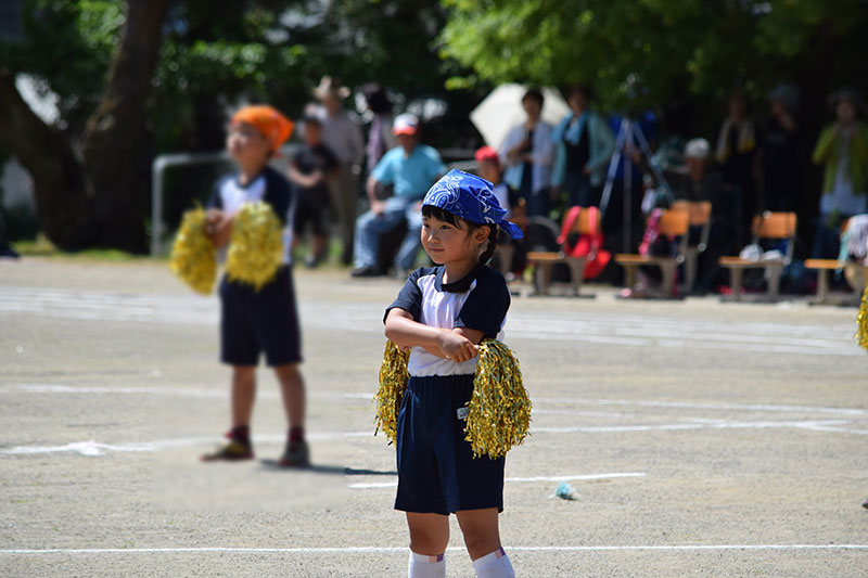 【サンプル】七二会小学校 大運動会