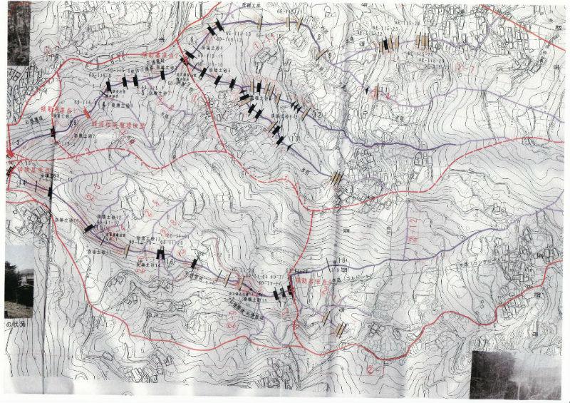 砂防ダム地図1