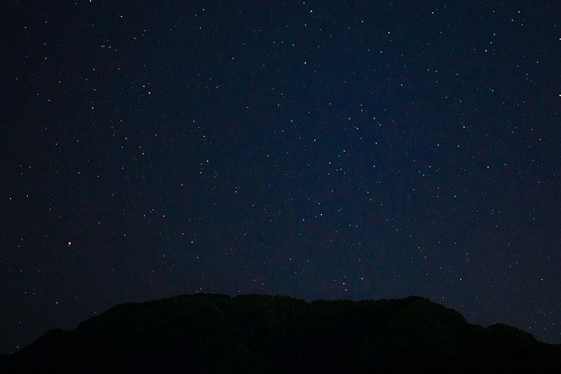 星と陣場平山