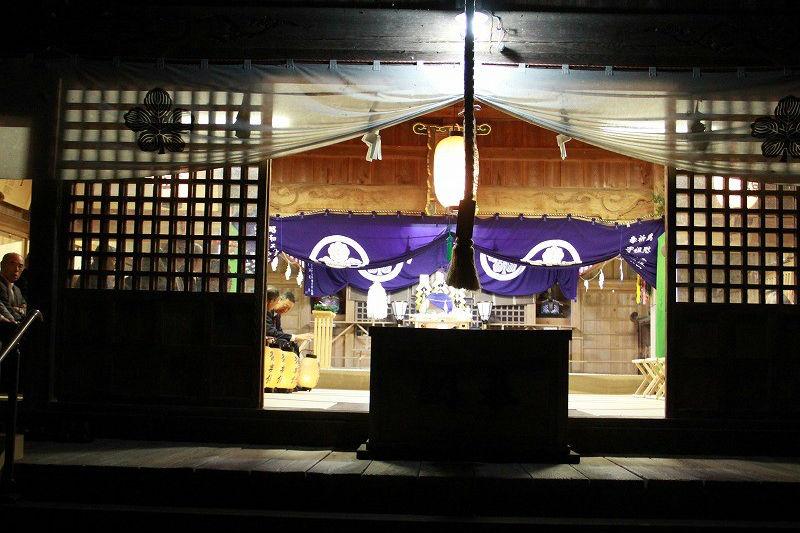 守田神社宵祭り(3/4)