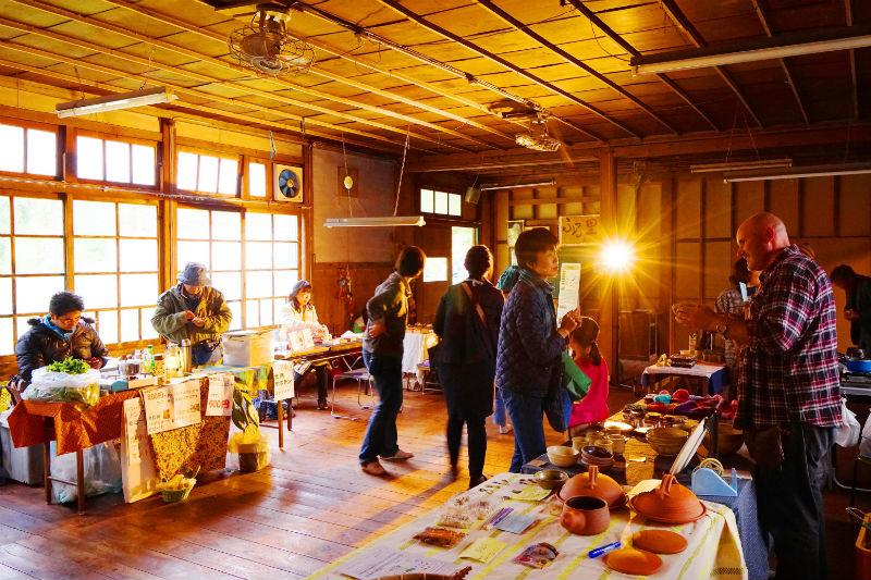 岩草分校の文化祭(2)