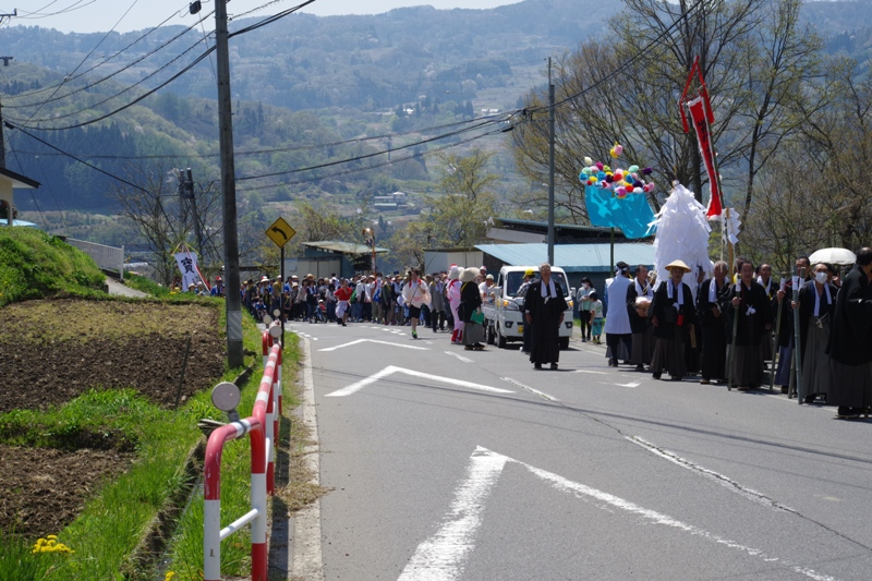 守田神社春季例大祭(1/4)