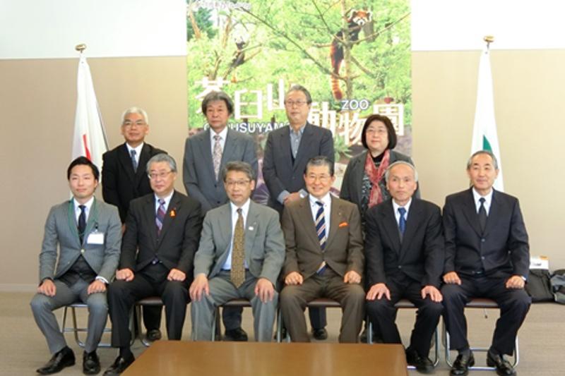 井上 格 隊員のビジネスプランが中小企業庁長官賞を受賞